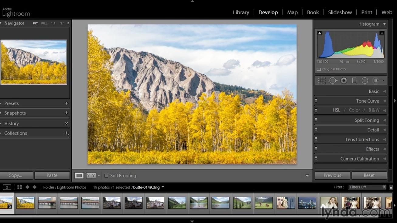 Photoshop tutorials courses lynda start my free trial baditri Choice Image